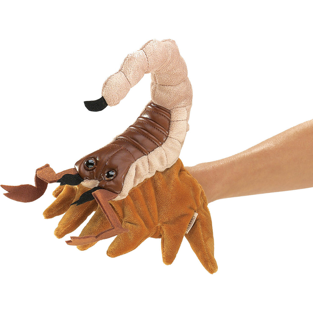 Scorpion Glove Puppet