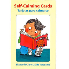 Self-Calming Cards (English/Spanish)