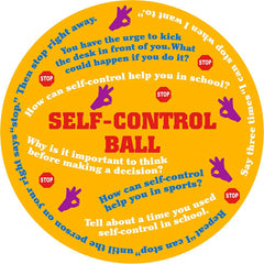 Self-Control Counseling Ball