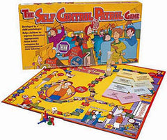 The Self Control Patrol Game