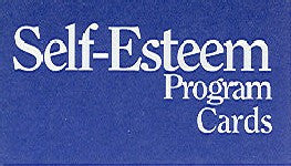 Self-Esteem Program Cards