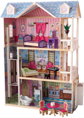 Sensory Dollhouse - Furnished (w/ Lights & Sound)