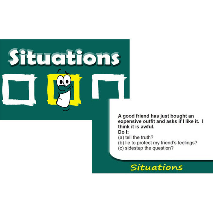Situations - Group Card Game