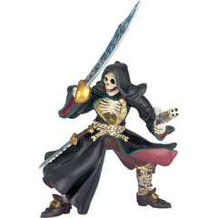Miniature - Skull Head Pirate