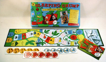 Sleeping Grump Game