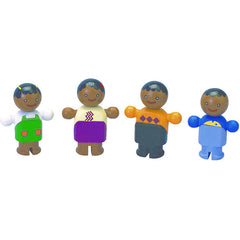 Small Play Family - African-American