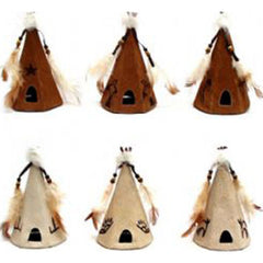 "Native-American Teepee (5.25"")"