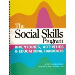 The Social Skills Program w/CD