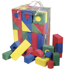 SOFT Unit Blocks (68 pieces)