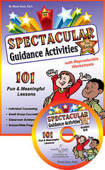 Spectacular Guidance Activities For Kids (with CD-ROM)