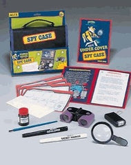 Undercover Spy Kit (Includes Case)