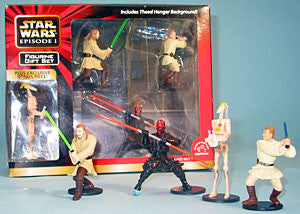 Star Wars Figures (Set of 4)