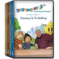 Stepping On Up - DVD 4 Part Series