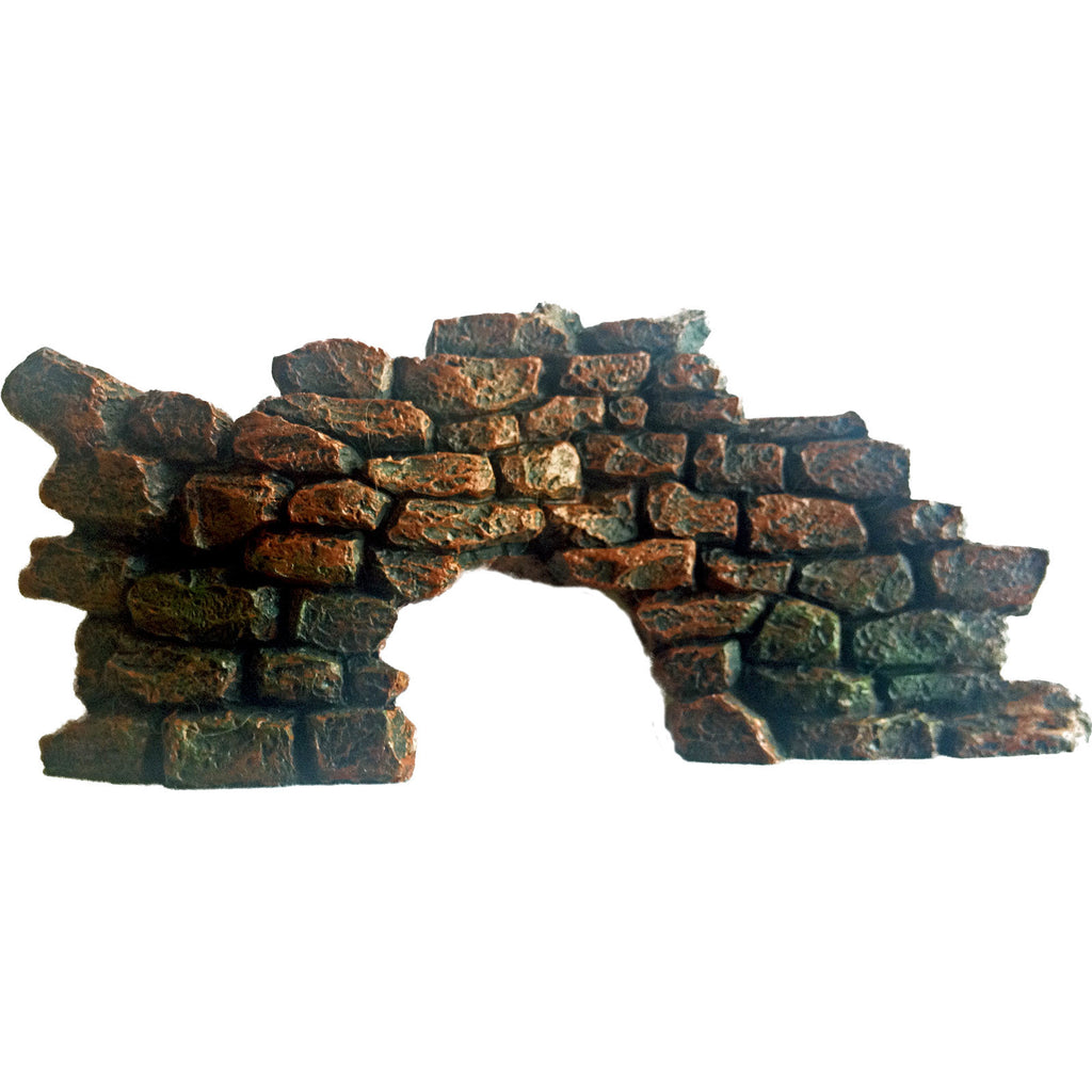 "Stone Wall with Opening (2.5""H)"