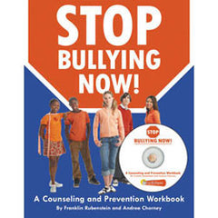 STOP Bullying Now! (Includes CD-ROM)