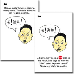 STOP That Angry Thought (Situation And Response Cards)