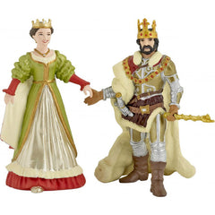 Deluxe Storybook King & Queen