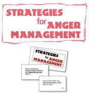 Strategies for Anger Management Card Game