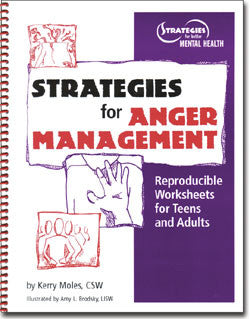 Strategies for Anger Management (w/CD)