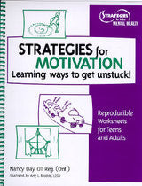 Strategies for Motivation - Learning Ways to Get Unstuck! w/CD