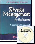 Stress Management for Adolescents Program Guide & CD