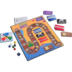 STRESS Quest - Therapeutic Board Game
