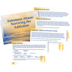 Substance Abuse: Surviving the Addiction Card Deck