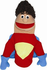 Superhero Puppet (Hispanic)