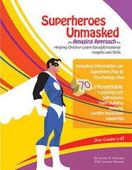Superheroes Unmasked (70 Lesson Program)