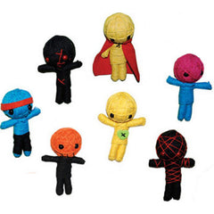 The Symbolic Yarn Dolls (7-Figures)