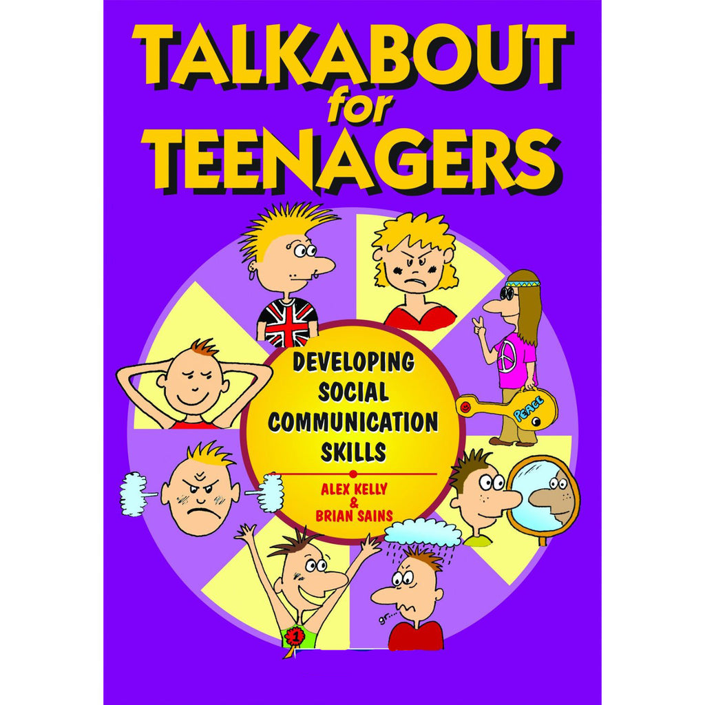 Talkabout for Teenagers (Group Social Skills)