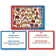 Talking About Self-Esteem Discussion Cards