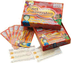 The Art of Conversation Card Game (for Children)