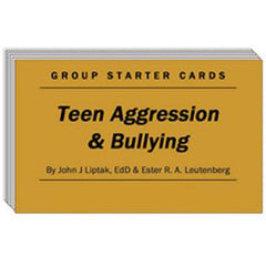 Teen Aggression & Bullying - Group Starter Cards