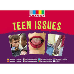 Teen Issues ColorCards (with CD-Rom)