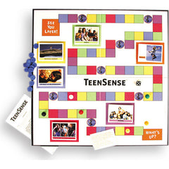 Teen Group Therapy Game Package