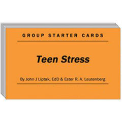 Teen Stress - Group Starter Cards