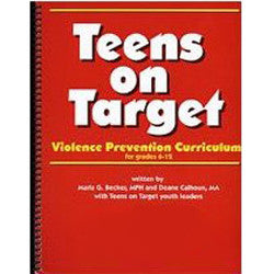 Teens on Target Violence Prevention Curriculum