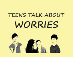 Teens Talk About Worries Cards