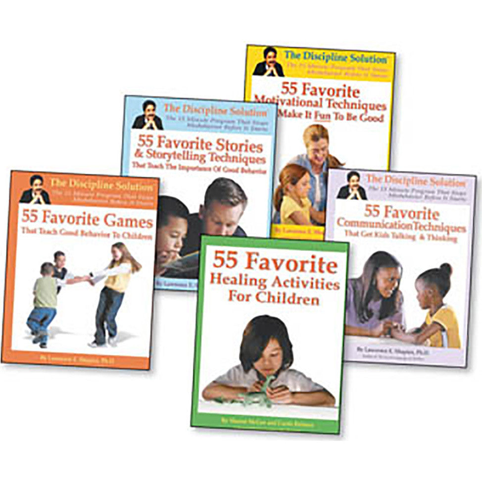"The ""55 Favorite"" Activity/ Game Book Series"