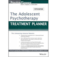 The Adolescent Psychotherapy Treatment Planner, 5th Edition