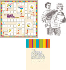 The Anger Control Game Kit