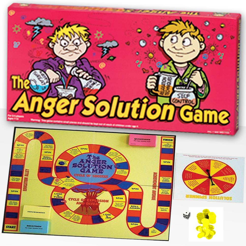 The Anger Solution Game