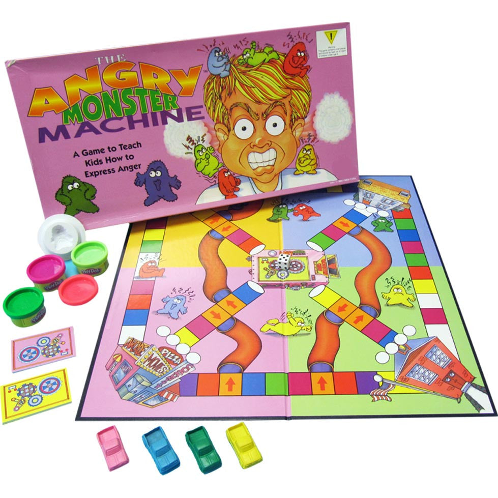 The Angry Monster Machine Game