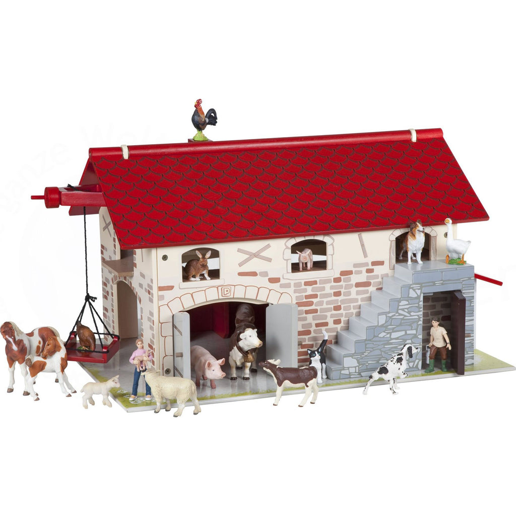 'The Big Farm' - Farmhouse Play Set