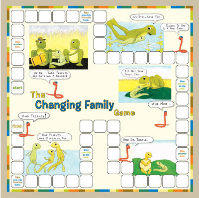 The Changing Family Game (Includes Inventory)