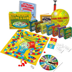 The COMPLETE Talking, Feeling & Doing Collection (With Ball)
