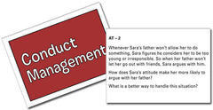 The Conduct Management Game (Includes Inventory)