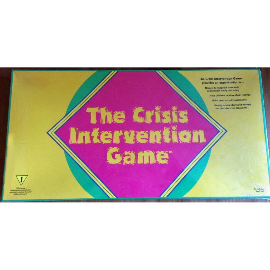 The Crisis Intervention Game (Professional Use)