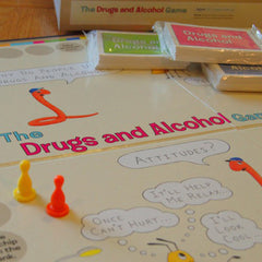The Drugs and Alcohol Game (Includes Inventory)